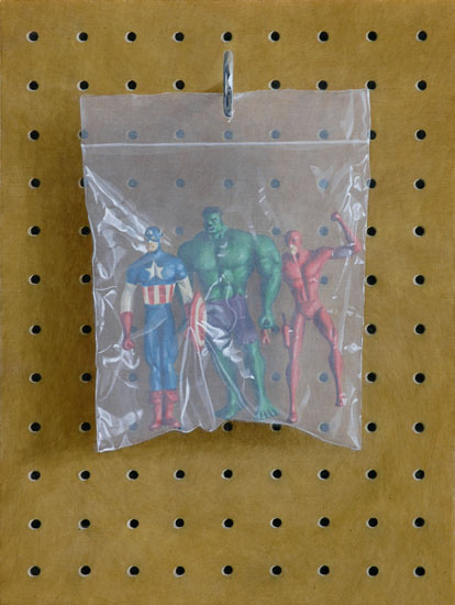 Simon Monk - Bag of Superheroes