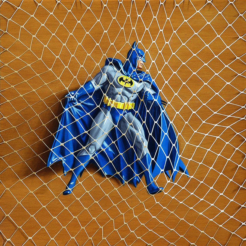 Simon Monk - Trapped Batman I